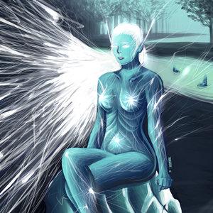 Frozen Voltage Girl