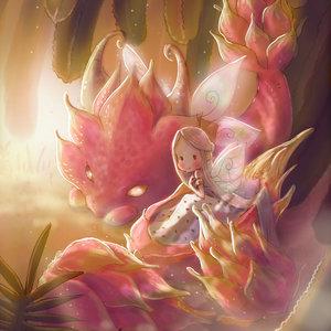 dragon_fruit_fairy_by_eamanelf_346712.jpg