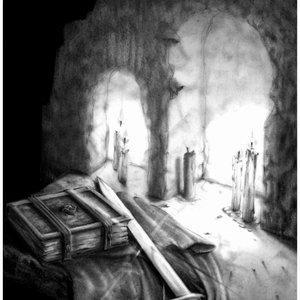 Sketch e ilustración definitiva para portada de novela