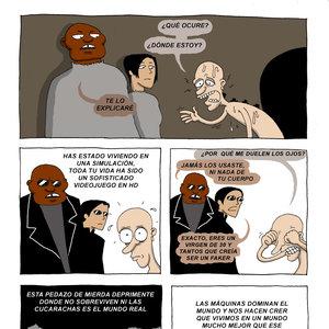 Matrix, la historia verdadera