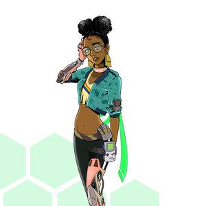 Diseño de personaje / Sci-Fi
