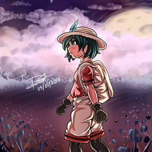 Kaban - KemonoFriends