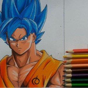 Como Dibujar A Goku Black Por Jhonart Dibujando