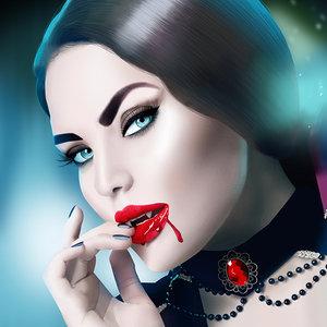 Vampireza (Fotorealismo)