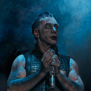 Retrato -Till Lindemann 2