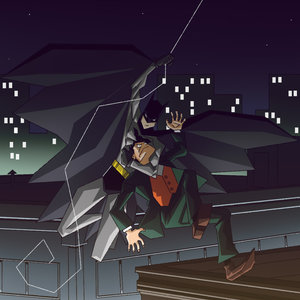 Batman - primer tapa.