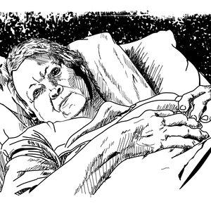 Ilustraciones para relato de misterio