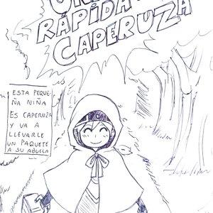 UNA RÁPIDA DE CAPERUZA