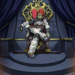 LittleGQ_Ganondorf_trono_396375.png
