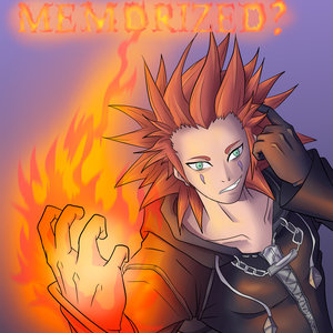 I'm Axel. got in memorized?