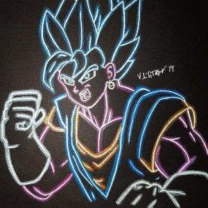 Neon Vegito