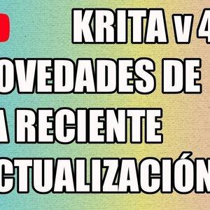 Krita v4.2 - Novedades de la Reciente Actualización