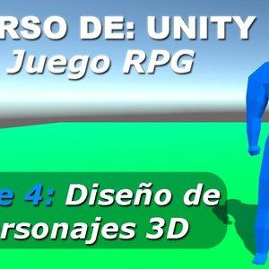 Como crear un juego RPG - Parte 4: Diseño de Personajes