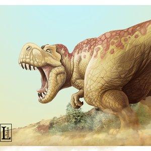 Cartoonsaurus Rex