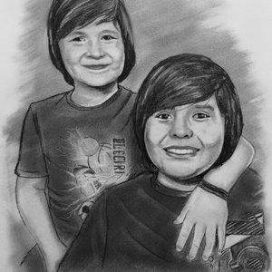 Retrato de hermanos (2019)