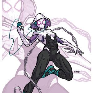 Ghost Spider // Spider-Gwen // Spiderwoman