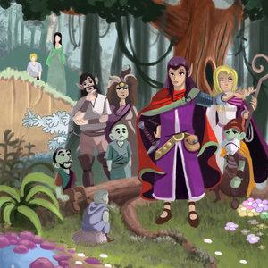 Flora y el bosque