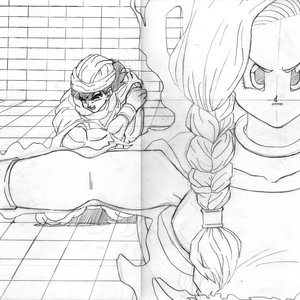 Dragon Quest V (Boceto)
