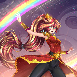 sunset_shimmer_magical_pony_girl_383335.jpg