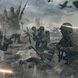 Día D El desembarco de Normandia (Concept Art)