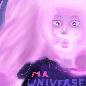 Redraw Rose quartz/ steven universe