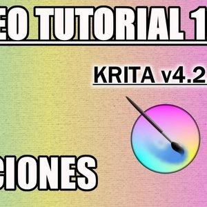 Tutorial 16 Krita en Español - Como Animar