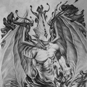 El demonio de la tinta