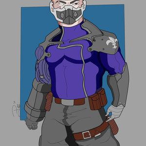soldier OC
