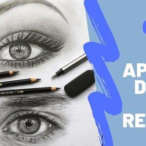 Cómo dibujar ojo realista a lápiz muy fácil - Cap #7