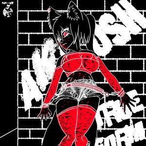 Posters punk de waifus O´c