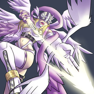 Angewomon - Arcángel Digimon