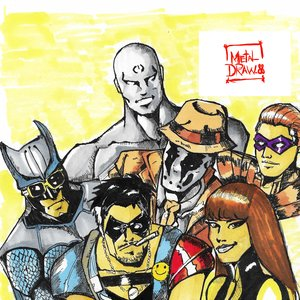 Watchmen fan Art
