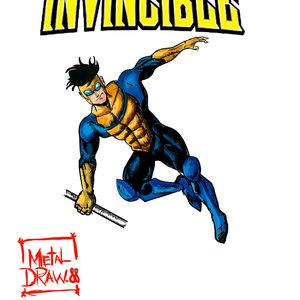 Invincible - Pose