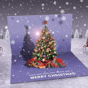 Cartela de Navidad