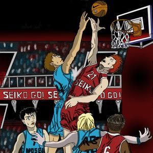 Dibujo manga Baloncesto y otros