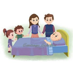 La familia en los momentos difíciles