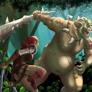 Heroes vs ogre