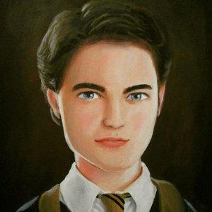 Cedric Diggory - Robert Pattinson