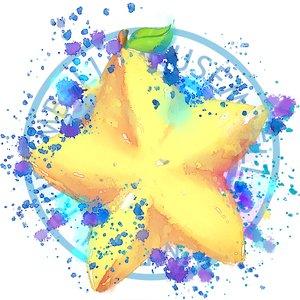 Paopu_Fruit_watercolor_mini_415173.png