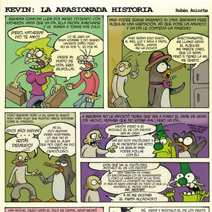 Kevin , la apasionada historia