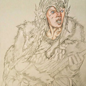 Norse Woman (Valkyrie)