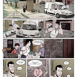 Página de historieta