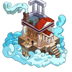 edificios en caballera (apps)