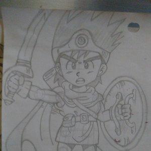 Héroe (Dragon Quest III)