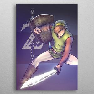 Link. The Legend of Zelda.