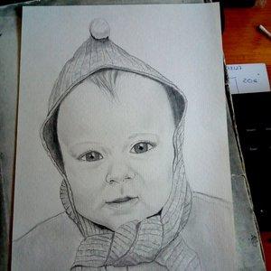 retrato diego