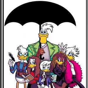 Duckbrella Academy