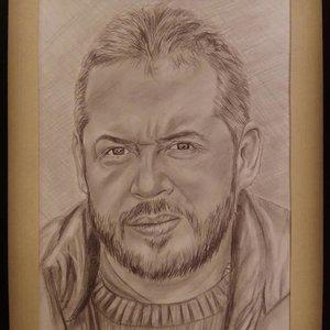Retrato Mario Mendoza