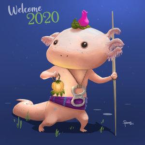 Oxolotl