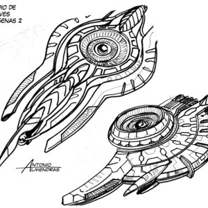 estudio nave alien 2